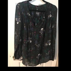 Beautiful blouse from Torrid size 2